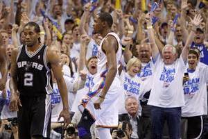 Kevin Durant Is Becoming the King of Closing Games