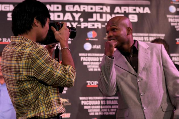 Pacquiao vs. Bradley Live Stream: When and Where to Catch Tonight's Action