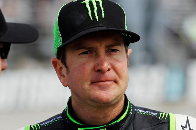 NASCAR: Kurt Busch Wrongly Suspended for Comments to Reporter