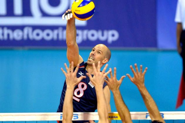London 2012: 5 Reasons Why the U.S. Men's Volleyball Team Will Win Gold