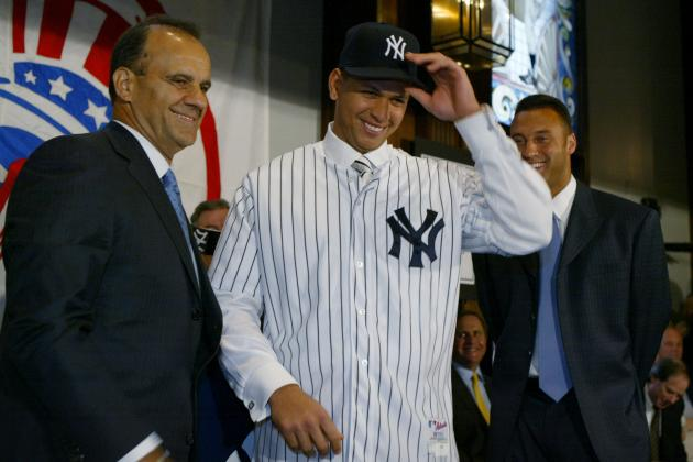 The Joe Torre vs. Alex Rodriguez Feud Has Grown Old