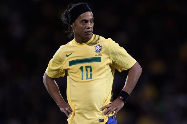 2012 Summer Transfers: Ronaldinho Set to Sign with Atletico Mineiro