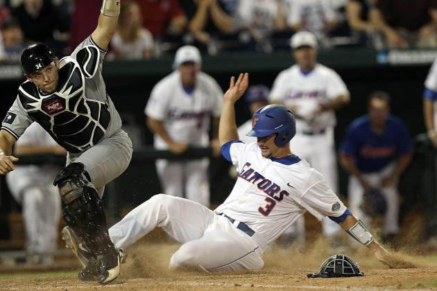 MLB Draft Tracker 2012: SEC Studs Who Will Dominate at Next Level