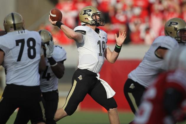 Big Ten Football Top 150 Players: No. 115, Caleb TerBush, Purdue QB