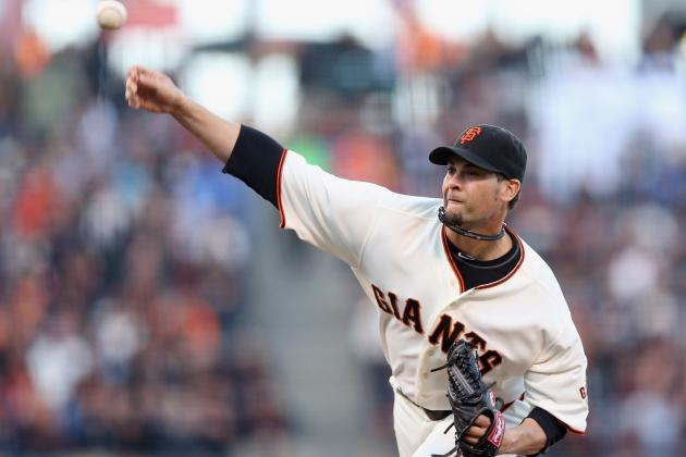 San Francisco Giants Come from Behind to Beat Cubs, Finally Complete a Sweep