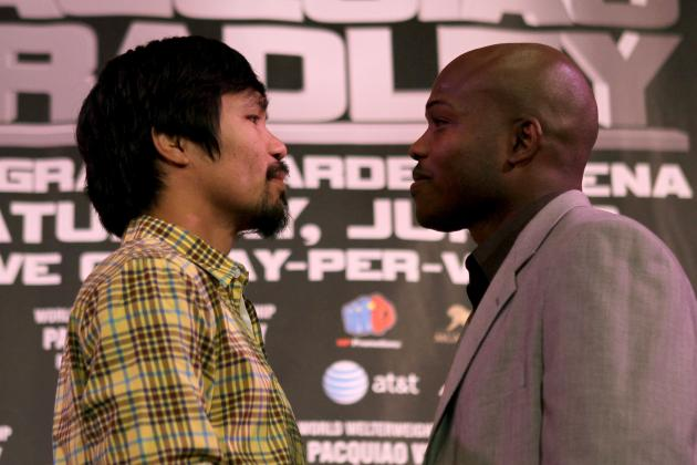 Pacquiao vs. Bradley: Undefeated Boxer Provides Little Challenge for Pacquiao