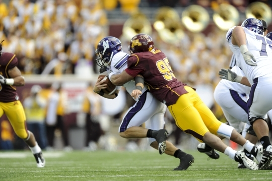Big Ten Breakdown 2012: Minnesota Golden Gophers, Part 3, Defense
