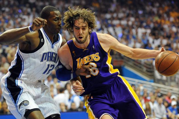 Pau Gasol: Why the Los Angeles Lakers Should Trade Him Only for a Star