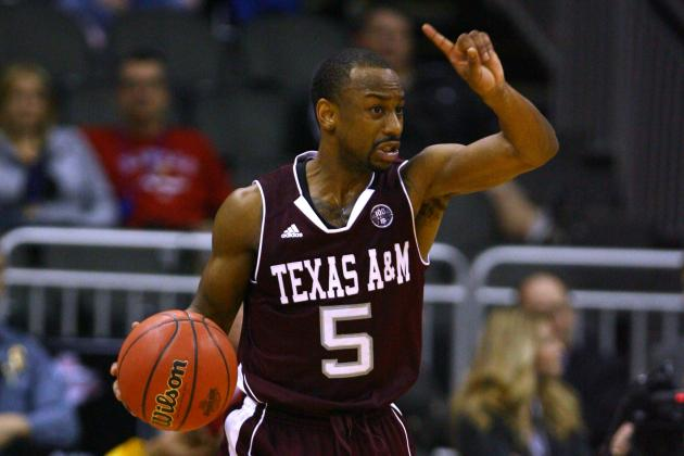 NBA Draft 2012: Texas A&M's Dash Harris Interview