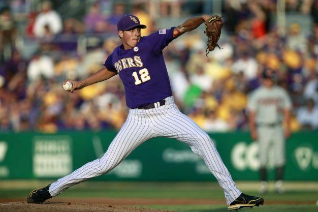 MLB Draft: O's Select RHP Kevin Gausman with No. 4 Overall Pick