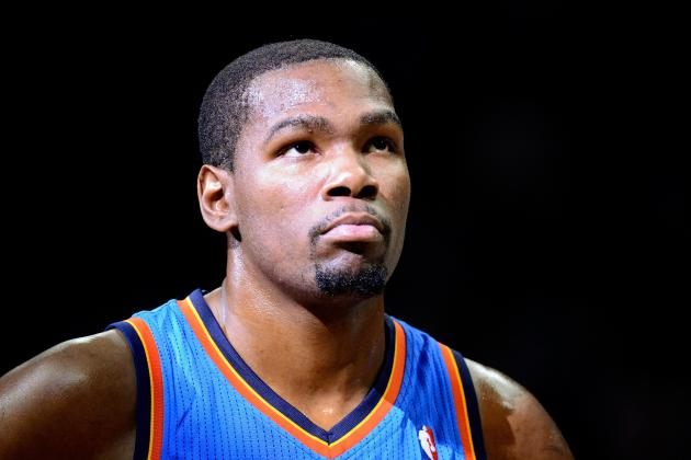 NBA Playoffs 2012: Kevin Durant Is Now Favorite for Finals MVP