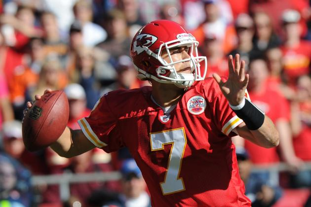 NFL 2012: Kansas City Chiefs Season Outlook