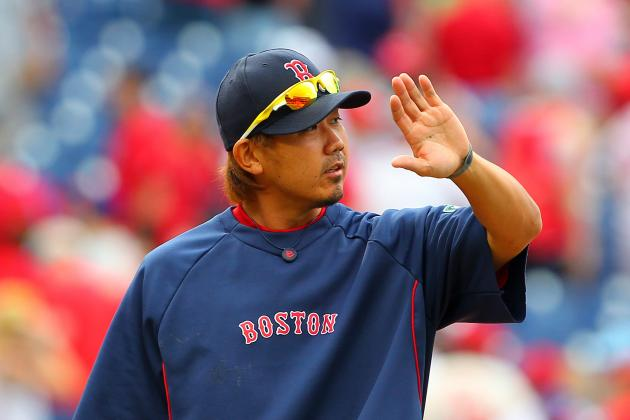 Boston Red Sox: Daisuke Matsuzaka Should Take Daniel Bard's Next Start