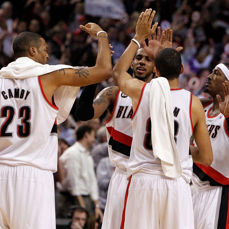 Portland Blazers Roster 2012: Portland Trail Blazers: New GM Neil Olshey Will Turn Team