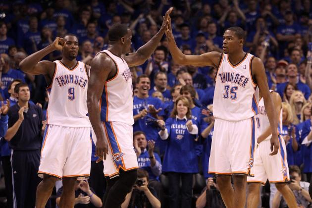 NBA Playoffs 2012: Oklahoma City Thunder Continue to Impress with Their Play