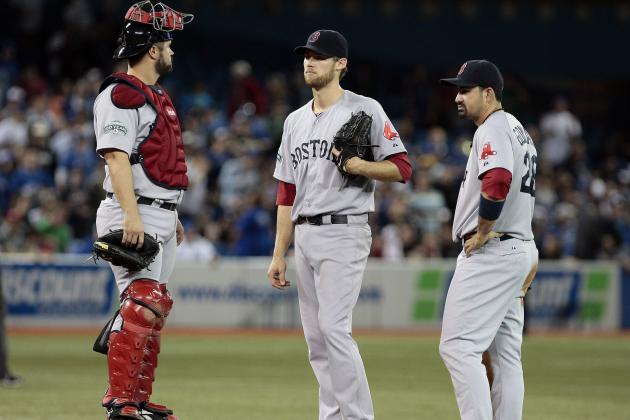 Boston Red Sox: Daniel Bard's Problems Were Predictable