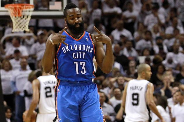 OKC Thunder's Switch Forces San Antonio to Cough Up a Last Shot