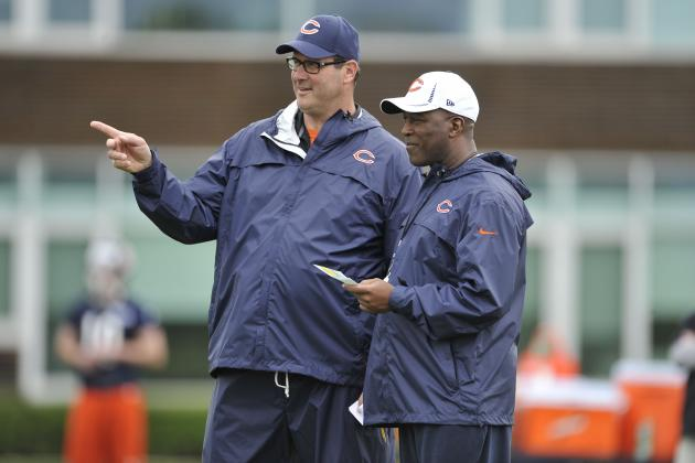 Chicago Bears: Why You Can Count on Offensive Line in 2012