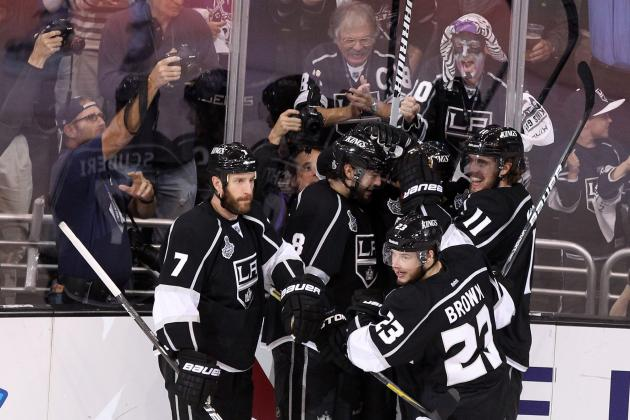 Stanley Cup Finals 2012: What the Kings Need to Do to Complete Sweep of Devils