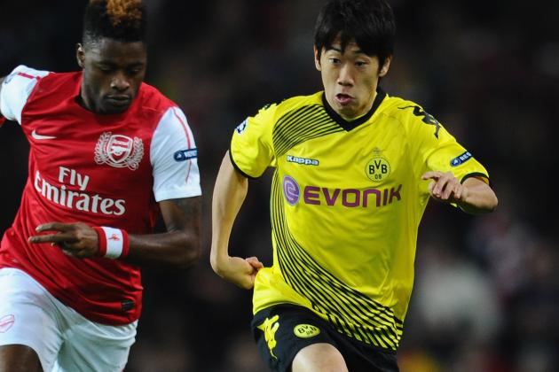 Manchester United Transfer News: United Website Confirms Shinji Kagawa Transfer