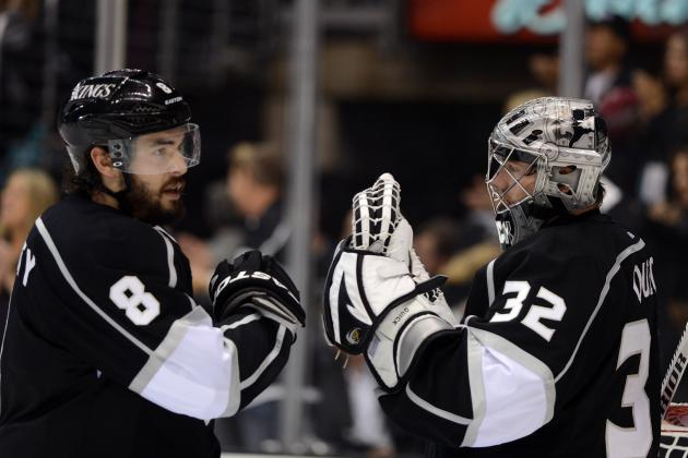 Devils vs. Kings: Game 4 TV Schedule, Live Stream and More for Stanley Cup Final