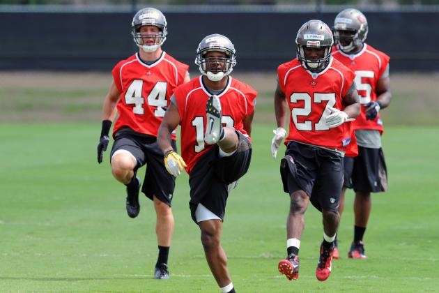NFC South Morning Jog: Tampa Bay Buccaneers Have Best Shot to Go Worst-to-First