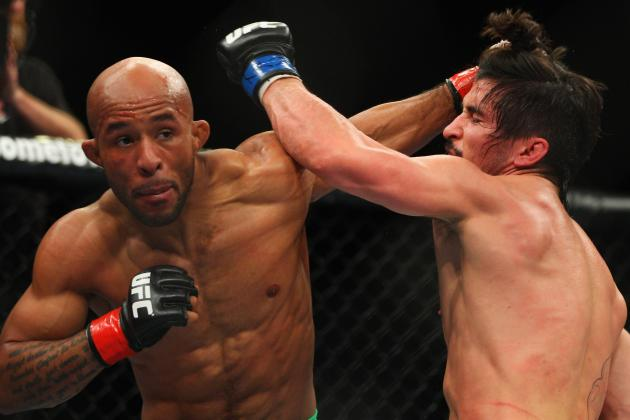 UFC on FX: Demetrius Johnson and Ian McCall Take Two