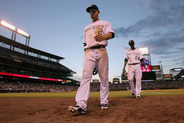 Have Carlos Gonzalez and the Colorado Rockies Turned the Corner?