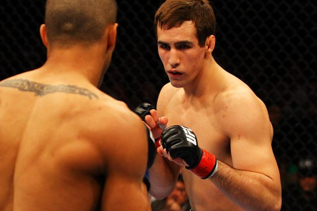 Rory MacDonald Wants to Fight BJ Penn, but so Does Everybody Else