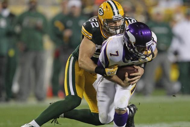 Clay Matthews Must Bring Back the Sack for Packers Defense to Dominate