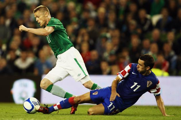 Ireland vs. Croatia Date, Start Time, Live Stream, TV Info and Preview
