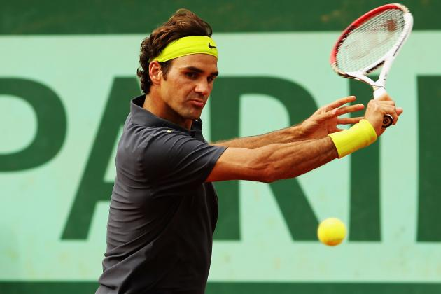 Roger Federer: Why Madrid Open 2012 Was Perfect Tune-Up for the 2012 French Open