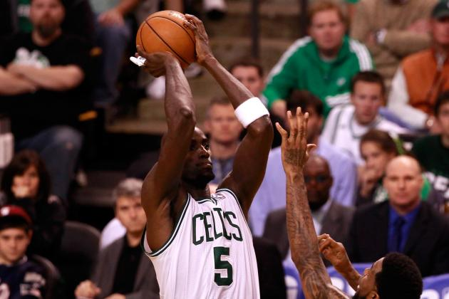 Why Kevin Garnett Is Crucial to Boston Celtics Rebuilding