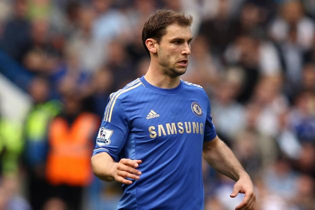 Chelsea Right-Back Ivanovic Intends to Spend His Time at Stamford Bridge