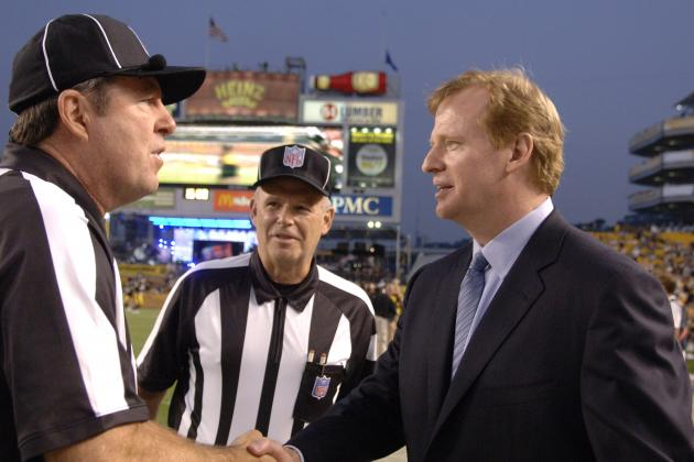 What Can NFL Officials Learn from NFLPA Lockout?