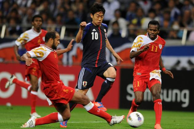 Man Utd Transfers: Does the Arrival of Kagawa Spell the End for Park Ji-Sung?