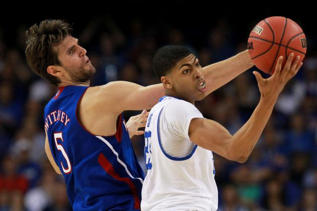 Anthony Davis: What Kentucky Star Must Do to Obtain Elite Status