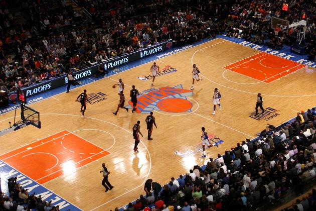 NBA Ranking: Will the New York Knicks Progress in the 2012-13 Season?