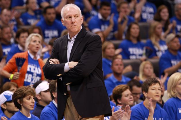 Gregg Popovich: A Man of Zings and Rings