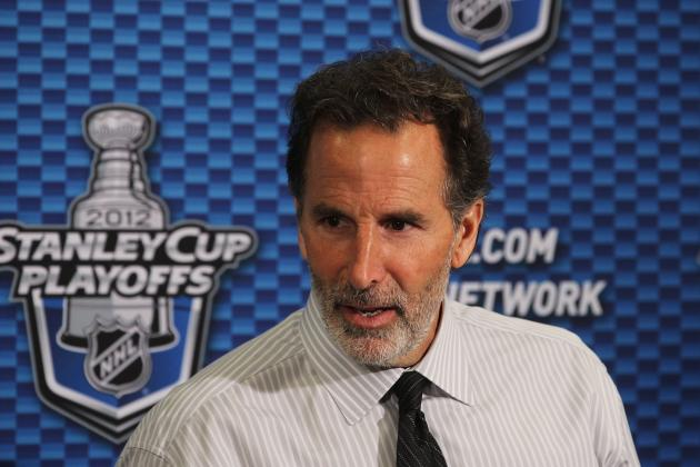 Rangers Coach John Tortorella Discusses Media 'Idiots' with NBC's Bob Costas