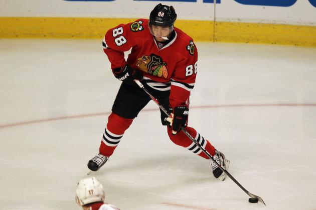 Chicago Blackhawks Patrick Kane Could Learn a Thing or 2 from Nicklas Lidstrom
