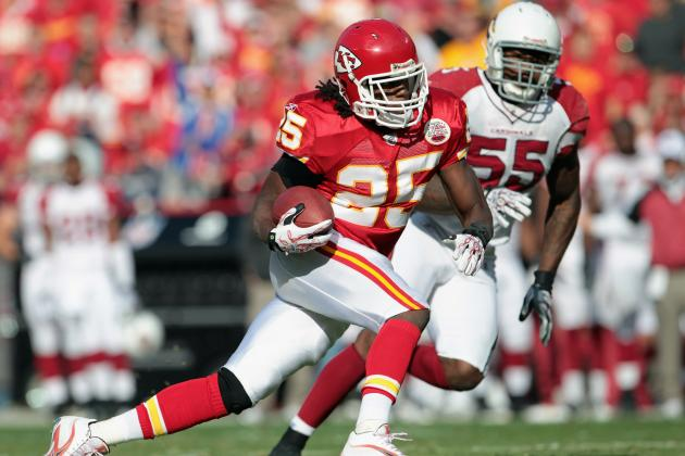 Kansas City Chiefs: What to Expect from Jamaal Charles in 2012