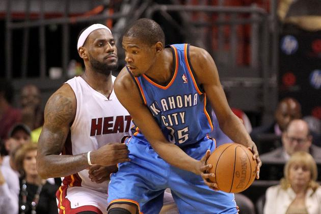 Why Kevin Durant Is a Better Franchise Cornerstone Than LeBron James