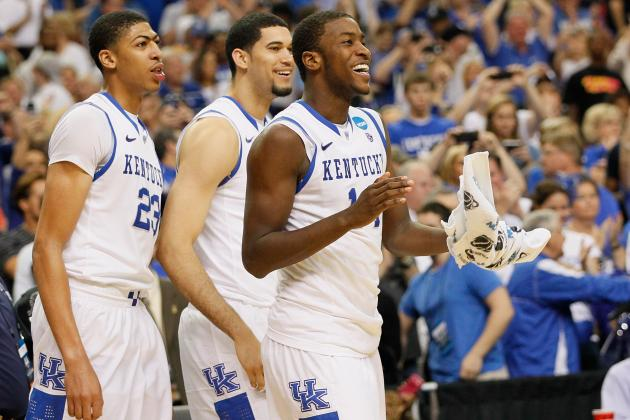 Michael Kidd-Gilchrist: Why Kentucky Star Might Be Draft's Best Guard