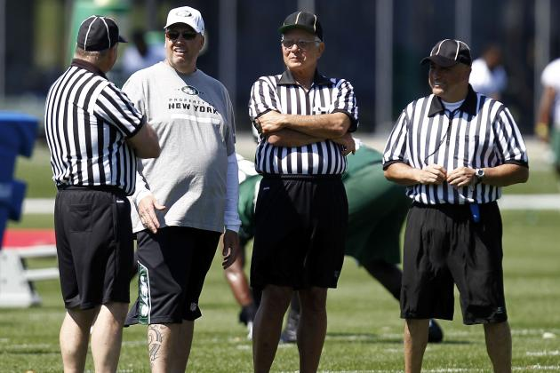 NFL: Why Replacement Officials Put League in Dangerous Position