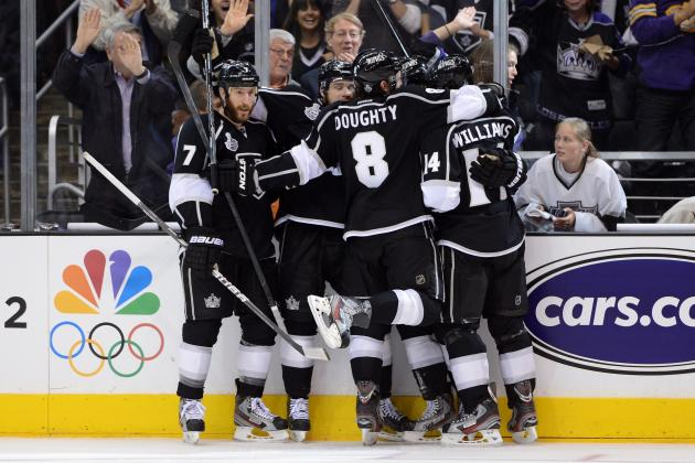 2012 Los Angeles Kings Playoffs: Should the Kings Have Even Made the Playoffs?