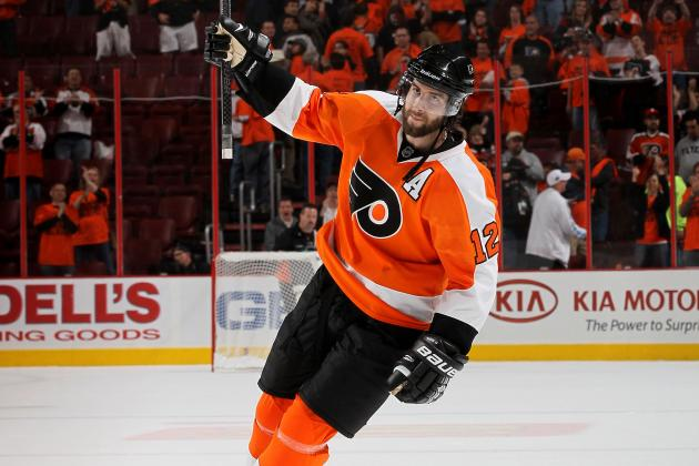 Simon Gagne's Imminent Stanley Cup Win Should Be Celebrated by Flyers Fans
