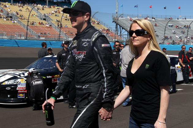 Kurt Busch Could Be out at NASCAR's Phoenix Racing