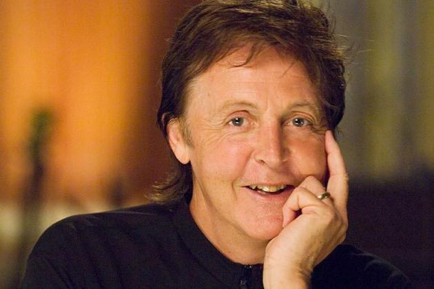 McCartney to End Olympics Opening