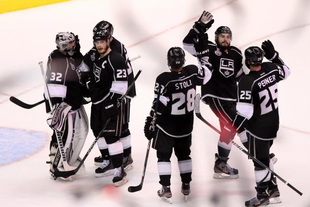 Stanley Cup 2012: Los Angeles Kings Will Finish off Devils in Game 4
